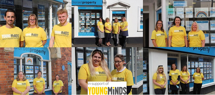Dorset Property Supporting YoungMinds